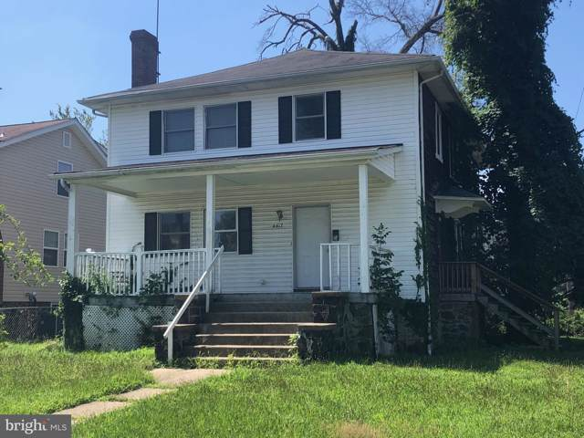 4417 Wentworth Road, BALTIMORE, MD 21207 (#MDBA477648) :: The MD Home Team