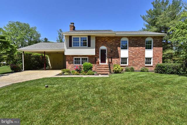 3468 Walker Drive, ELLICOTT CITY, MD 21042 (#MDHW267782) :: The Speicher Group of Long & Foster Real Estate