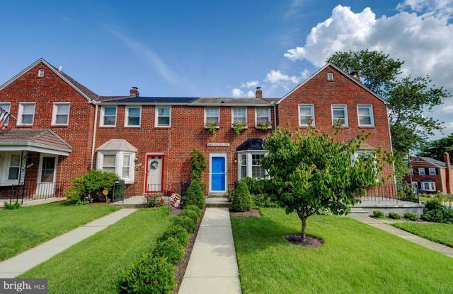 8439 Pleasant Plains Road, BALTIMORE, MD 21286 (#MDBC466364) :: ExecuHome Realty