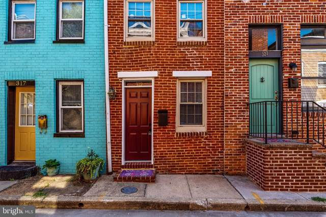 319 S Durham Street, BALTIMORE, MD 21231 (#MDBA477664) :: Radiant Home Group