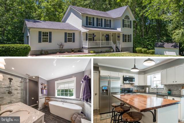 3580 Crane Road, PORT REPUBLIC, MD 20676 (#MDCA171200) :: ExecuHome Realty