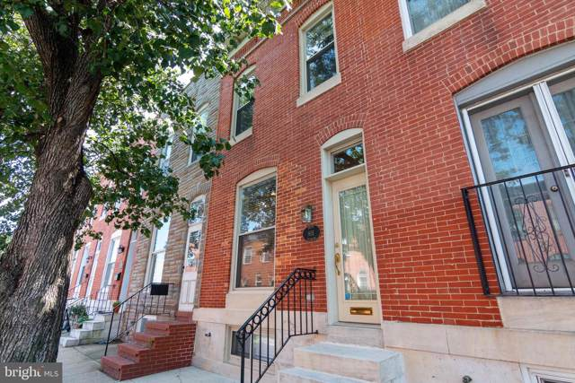 815 S Ellwood Avenue, BALTIMORE, MD 21224 (#MDBA477674) :: The Speicher Group of Long & Foster Real Estate