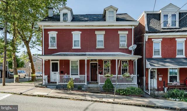 243 E High Street, PHOENIXVILLE, PA 19460 (#PACT484934) :: Ramus Realty Group