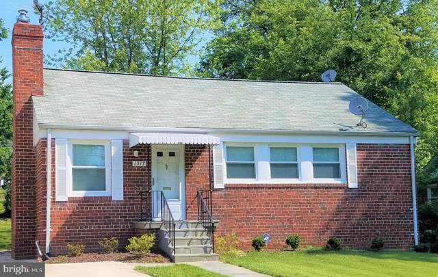 1517 Windham Lane, SILVER SPRING, MD 20902 (#MDMC671202) :: The Speicher Group of Long & Foster Real Estate