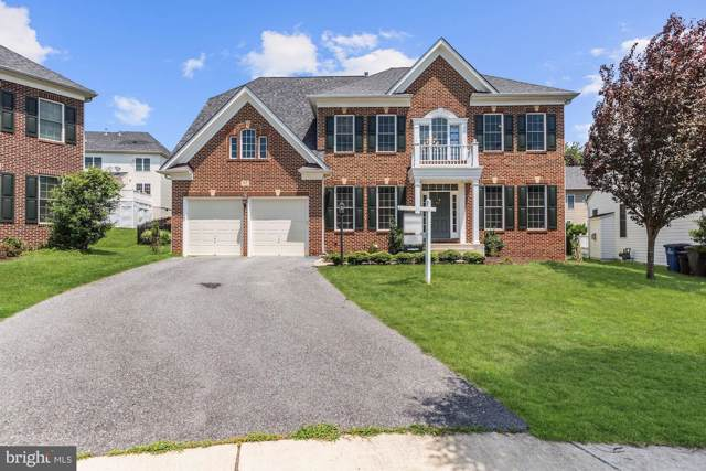 17 Moonlight Trail Court, SILVER SPRING, MD 20906 (#MDMC671208) :: The Speicher Group of Long & Foster Real Estate