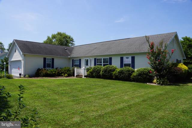 236 Wynn Wood Circle, CAMDEN, DE 19934 (#DEKT231002) :: Brandon Brittingham's Team