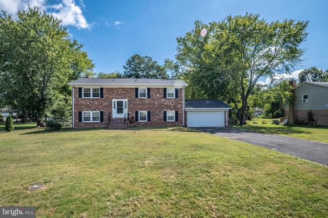 829 Lincoln Drive, FREDERICKSBURG, VA 22407 (#VASP214650) :: Keller Williams Pat Hiban Real Estate Group