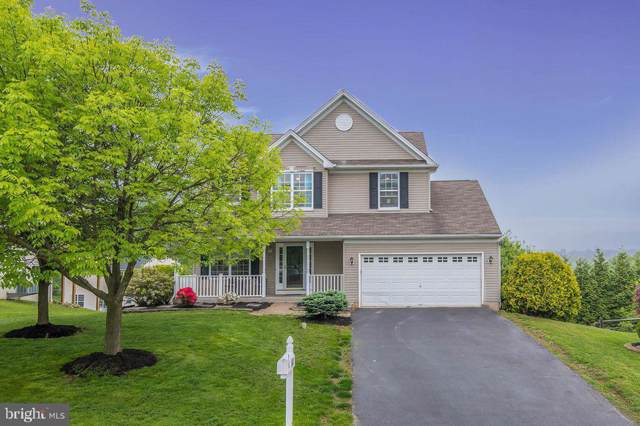841 Franklin Street, COATESVILLE, PA 19320 (#PACT484966) :: ExecuHome Realty
