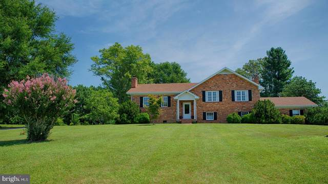 11927 Jefferson Highway, MINERAL, VA 23117 (#VALA119628) :: RE/MAX Cornerstone Realty
