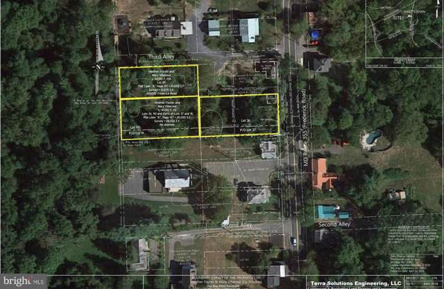 Lot #89 Frederick Road, CLARKSBURG, MD 20871 (#MDFR250704) :: Great Falls Great Homes