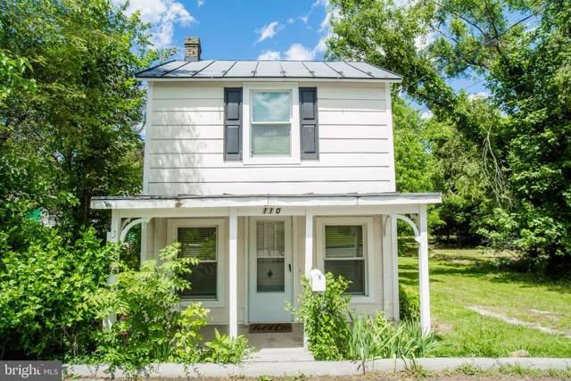 110 Josephine Street, BERRYVILLE, VA 22611 (#VACL110622) :: The Licata Group/Keller Williams Realty