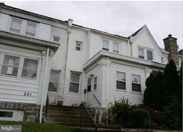 219 Kingston Road, UPPER DARBY, PA 19082 (#PADE496930) :: Jason Freeby Group at Keller Williams Real Estate