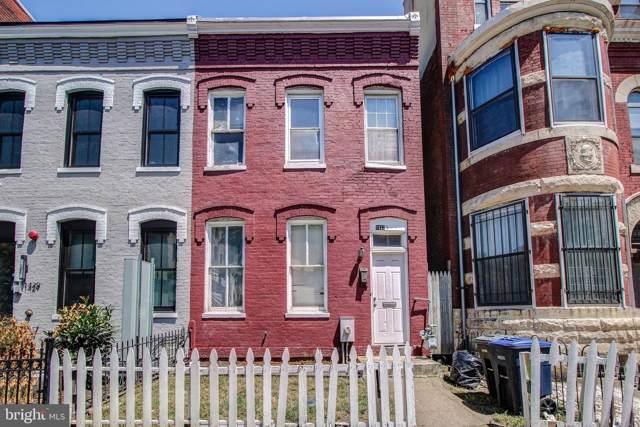1427 1/2 W Street NW, WASHINGTON, DC 20009 (#DCDC436250) :: McKee Kubasko Group