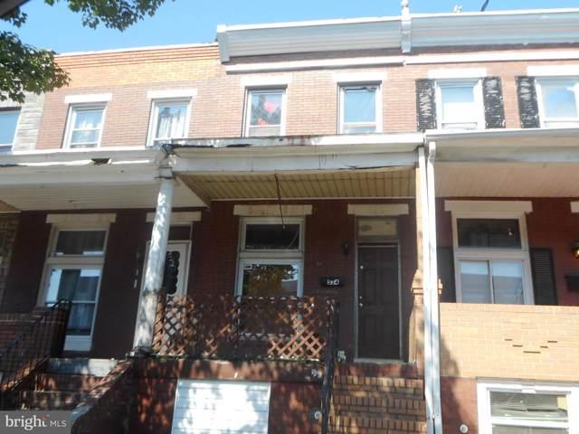 514 N Decker Avenue, BALTIMORE, MD 21205 (#MDBA477716) :: Homes to Heart Group