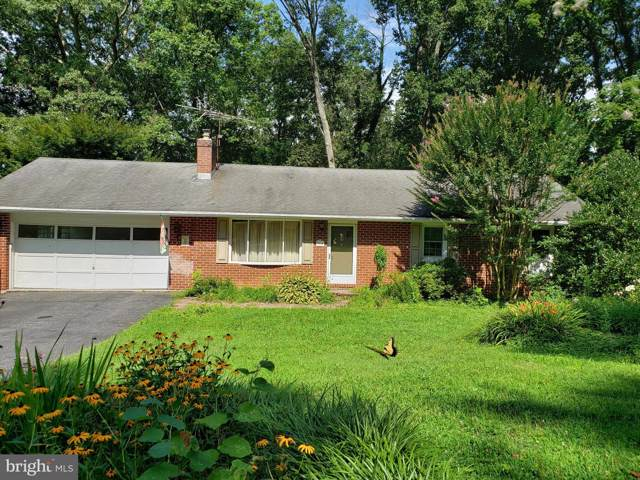 2014 Hillcroft Drive, FOREST HILL, MD 21050 (#MDHR236510) :: Network Realty Group