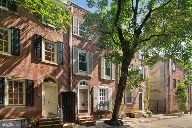 1625 Waverly Street, PHILADELPHIA, PA 19146 (#PAPH818804) :: REMAX Horizons