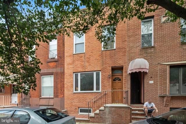 2141 S Hicks Street, PHILADELPHIA, PA 19145 (#PAPH818806) :: REMAX Horizons