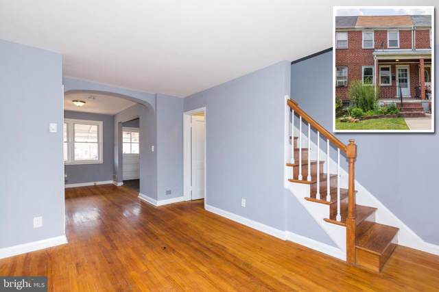330 Hornel Street, BALTIMORE, MD 21224 (#MDBA477732) :: The Piano Home Group