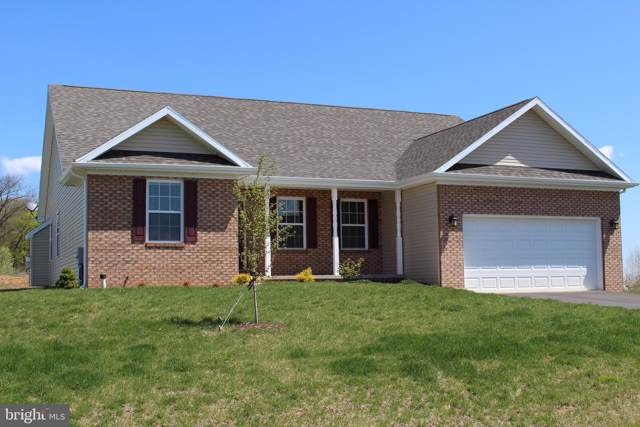 Lot 122 Constellation Road, INWOOD, WV 25428 (#WVBE169860) :: Bruce & Tanya and Associates