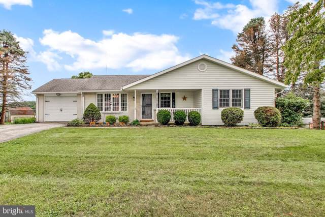 7 Monticello Avenue, SPRING GROVE, PA 17362 (#PAYK121728) :: Liz Hamberger Real Estate Team of KW Keystone Realty