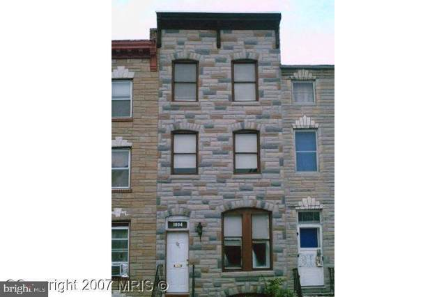 1004 W Lombard Street, BALTIMORE, MD 21223 (#MDBA477768) :: The Team Sordelet Realty Group