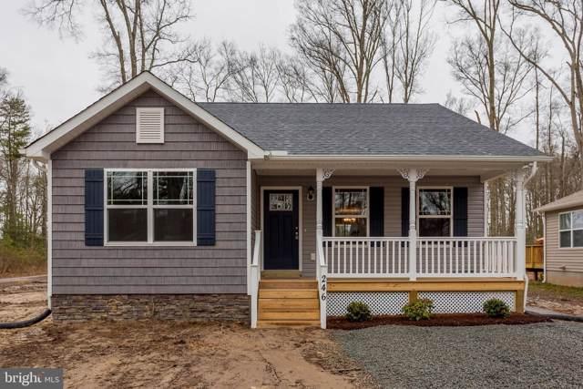 0-LOT 1 Columbia Rd, COLONIAL BEACH, VA 22443 (#VAWE114918) :: Colgan Real Estate