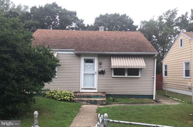 251 Ruth Avenue, TRENTON, NJ 08610 (#NJME283070) :: Keller Williams Real Estate