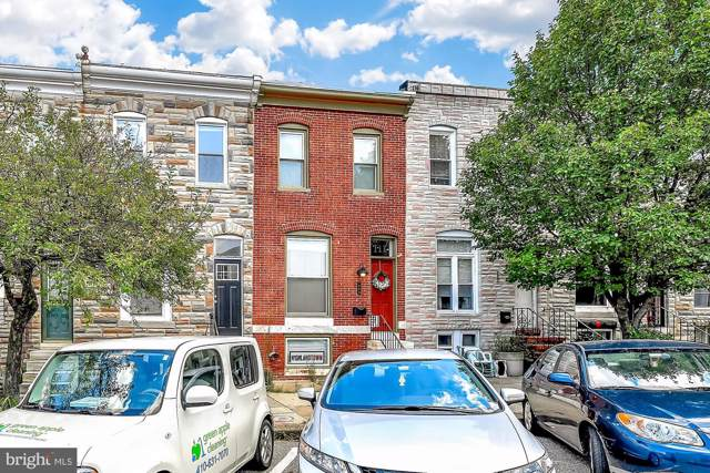 109 S Clinton Street, BALTIMORE, MD 21224 (#MDBA477784) :: The Licata Group/Keller Williams Realty