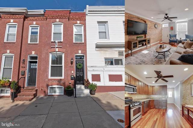 902 S Clinton Street, BALTIMORE, MD 21224 (#MDBA477786) :: The Maryland Group of Long & Foster Real Estate
