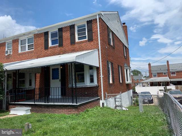 412 Stemmers Run Road, BALTIMORE, MD 21221 (#MDBC466510) :: The Speicher Group of Long & Foster Real Estate