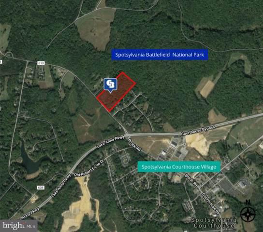 7711 Brock Road, SPOTSYLVANIA, VA 22553 (#VASP214696) :: RE/MAX Cornerstone Realty