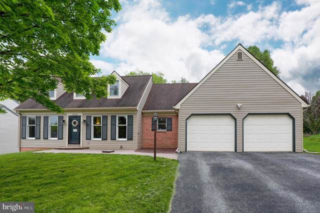 1550 Dunmore Drive, LANCASTER, PA 17602 (#PALA137264) :: The Heather Neidlinger Team With Berkshire Hathaway HomeServices Homesale Realty