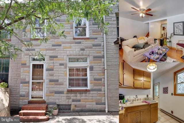 402 S Washington Street, BALTIMORE, MD 21231 (#MDBA477808) :: Radiant Home Group