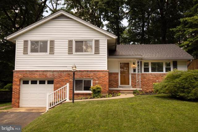 10822 Woodland Drive, FAIRFAX, VA 22030 (#VAFC118594) :: RE/MAX Cornerstone Realty