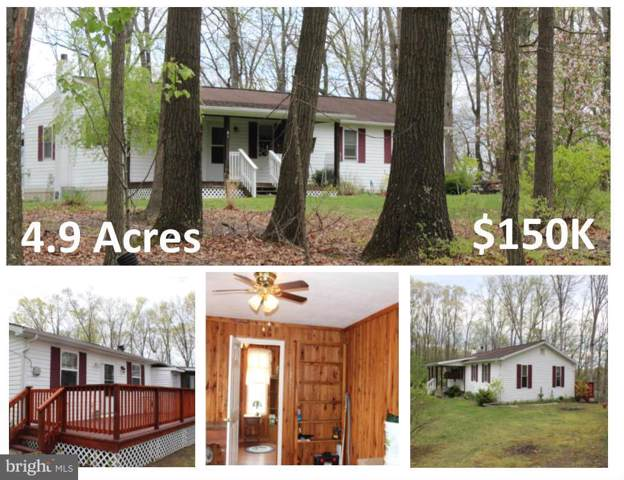 61 Sable, HEDGESVILLE, WV 25427 (#WVBE169868) :: Bruce & Tanya and Associates