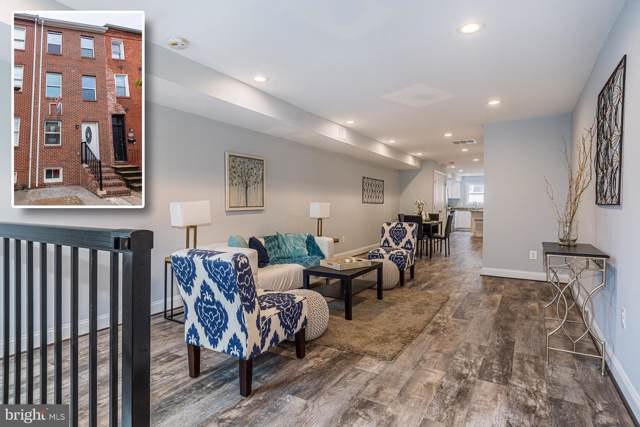 2205 E Fayette Street, BALTIMORE, MD 21231 (#MDBA477820) :: SURE Sales Group