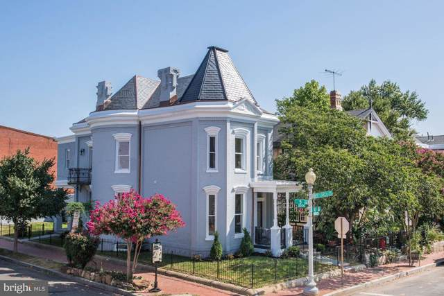 419 U Street NW, WASHINGTON, DC 20001 (#DCDC436398) :: Homes to Heart Group