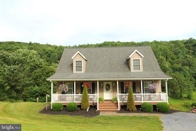 1893 Valley Burg Road, LURAY, VA 22835 (#VAPA104622) :: RE/MAX Cornerstone Realty