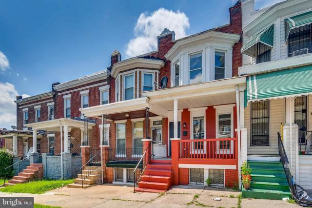 1722 N Pulaski Street, BALTIMORE, MD 21217 (#MDBA477842) :: Radiant Home Group