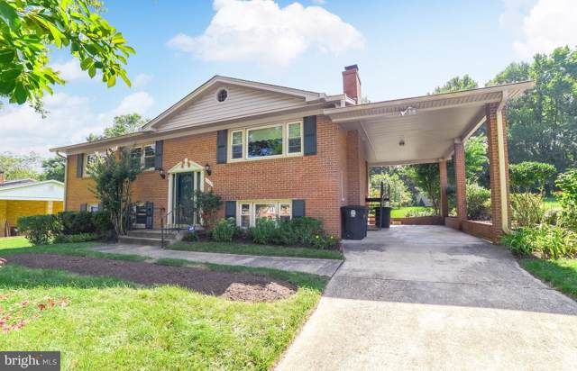 11902 Lusbys Lane, BRANDYWINE, MD 20613 (#MDPG537524) :: The Maryland Group of Long & Foster Real Estate