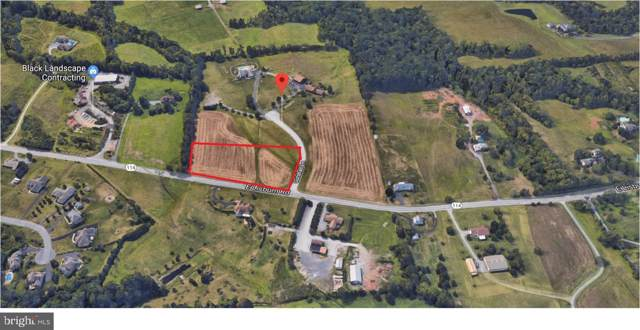 12 Gutshall Lane, MECHANICSBURG, PA 17055 (#PACB115820) :: The Joy Daniels Real Estate Group