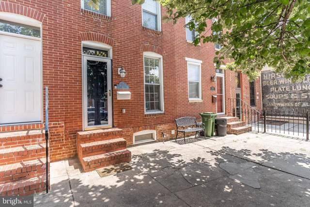 1839 Light Street, BALTIMORE, MD 21230 (#MDBA477864) :: Jim Bass Group of Real Estate Teams, LLC