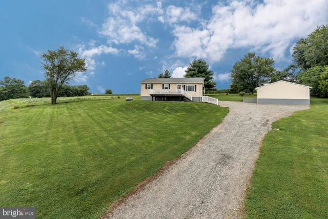 2293 Ashville Road, QUARRYVILLE, PA 17566 (#PALA137306) :: Flinchbaugh & Associates