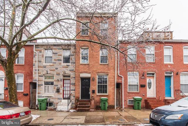 2326 Fleet Street, BALTIMORE, MD 21224 (#MDBA477870) :: The Maryland Group of Long & Foster