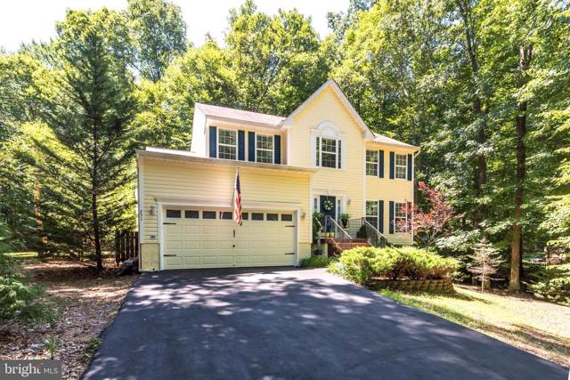 251 Cedar Ridge Drive, RUTHER GLEN, VA 22546 (#VACV120672) :: RE/MAX Cornerstone Realty