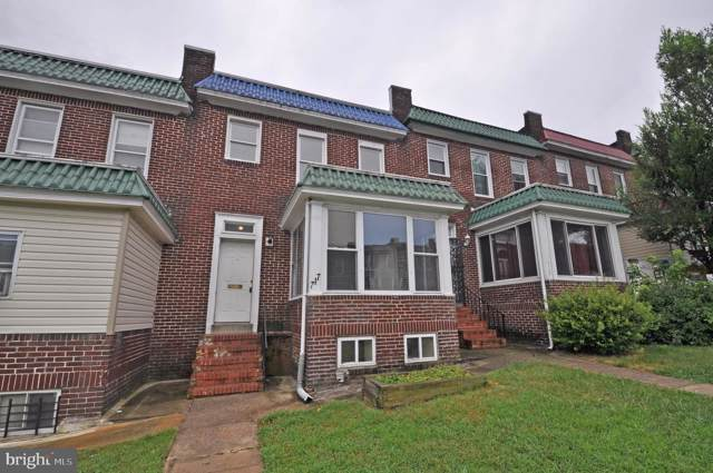 717 Richwood Avenue, BALTIMORE, MD 21212 (#MDBA477912) :: The Maryland Group of Long & Foster Real Estate