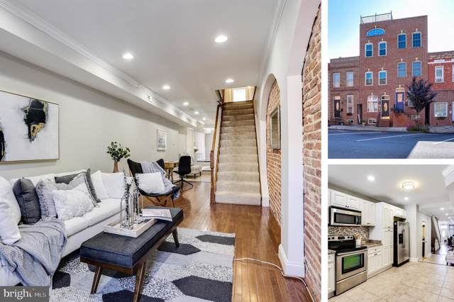 1109 S Clinton Street, BALTIMORE, MD 21224 (#MDBA477914) :: The Licata Group/Keller Williams Realty