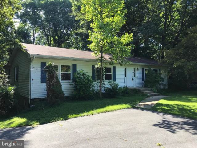 2130 Stinnett Road, HUNTINGTOWN, MD 20639 (#MDCA171254) :: The Maryland Group of Long & Foster Real Estate