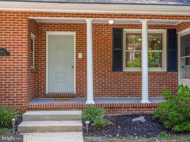 413 Epping Way, ANNAPOLIS, MD 21401 (#MDAA408172) :: The Sky Group