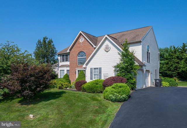 109 Orchard View Drive, DOUGLASSVILLE, PA 19518 (#PABK345384) :: ExecuHome Realty